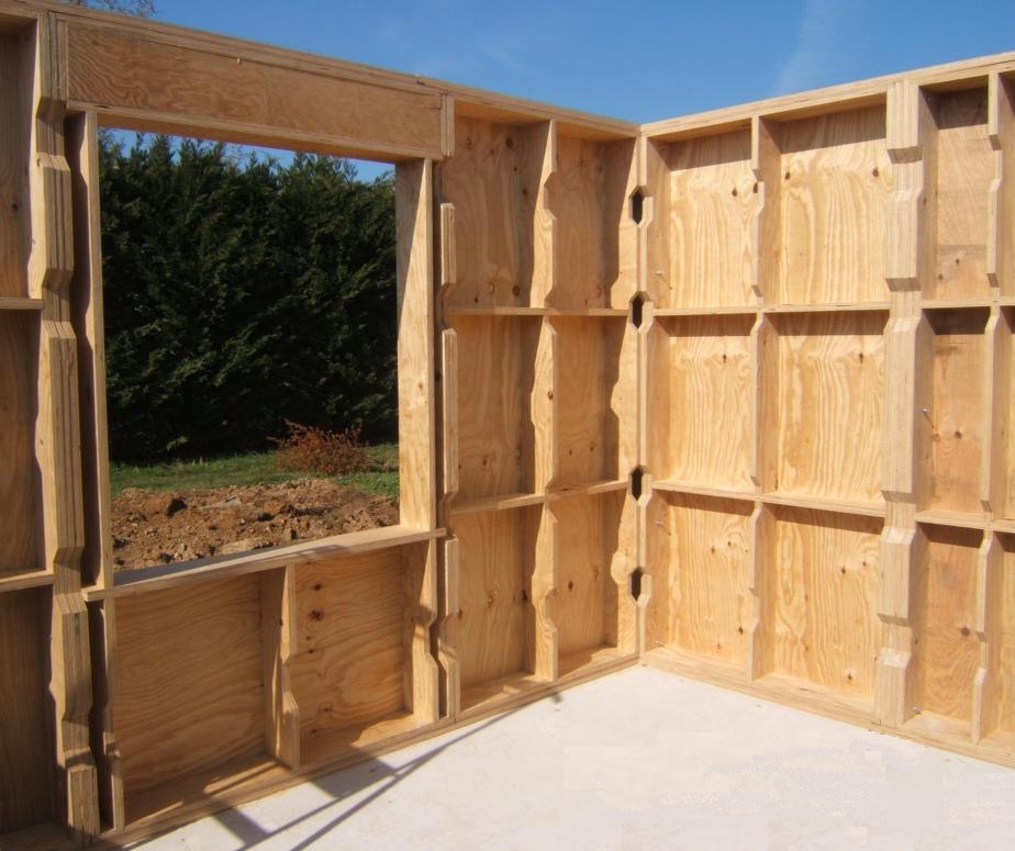 Module 3d avantages de l 39 ossature bois for Module maison bois