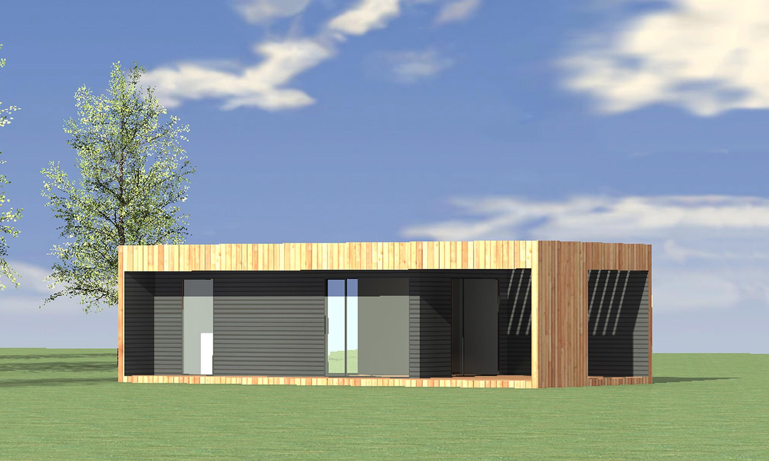 Extension House de Luxe 31m²
