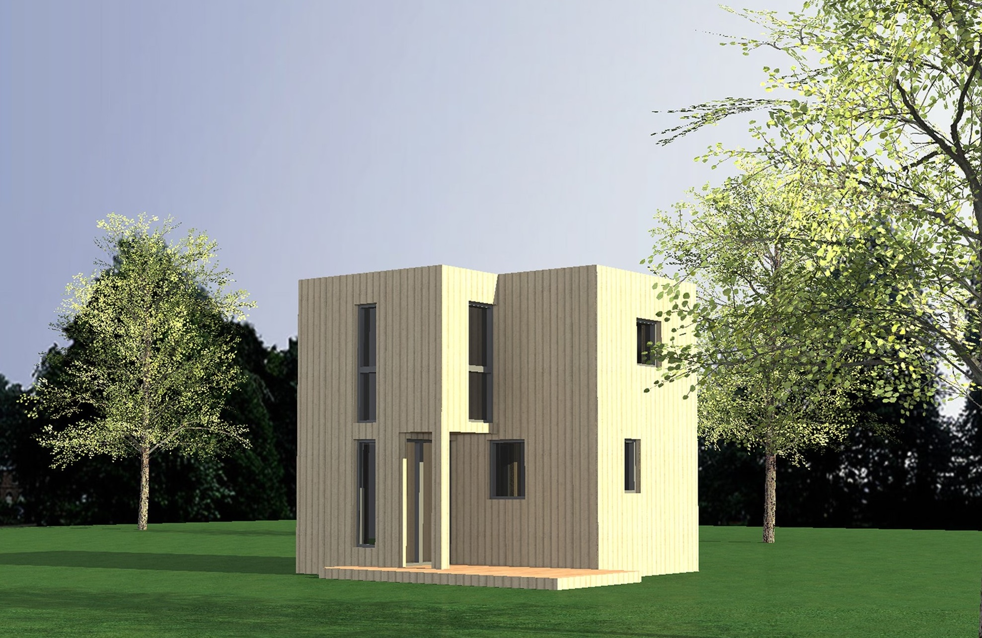 Extension 44m² - Family