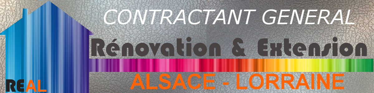 Logo Rénovation Extension ALSACE LORRAINE